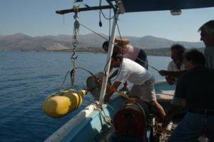 Marine seismic survey