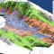 Γεωλογικός χάρτης της Θηνιάς
