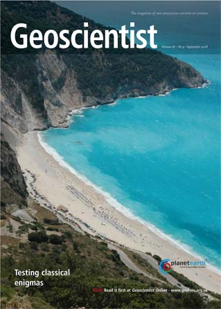 Geoscientist September 2008