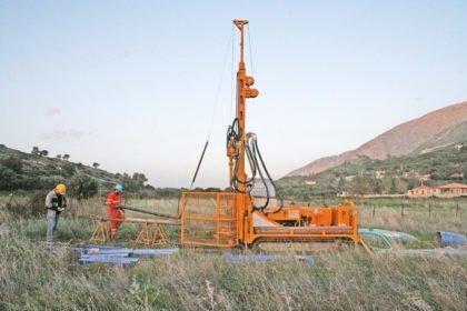 Thinia drilling rig